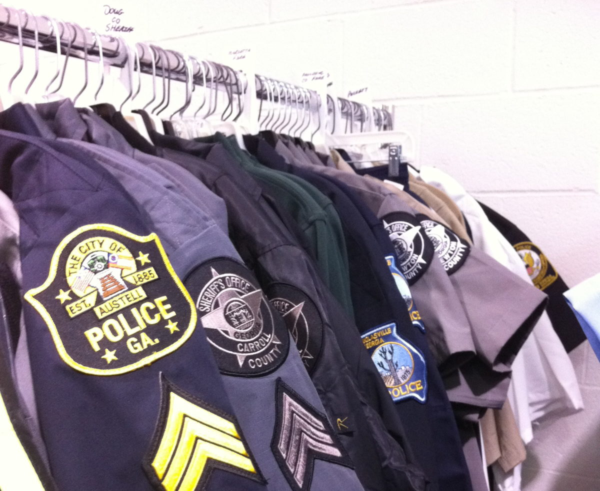 Designing Uniforms for the Line of Duty